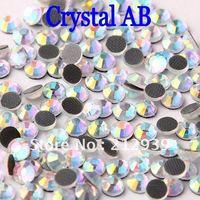 Стразы для одежды Crystal hotfix rhinestones 1440 ss20, Crystal AB Crystalfix CRY109