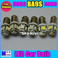 Yellow color BA9S led auto bulb for warning indicator/stop lamp/brake light in 2012 lighting decoration  ID225008