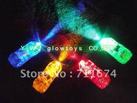 free shipping Wholesale New Car shape LED Finger light Laser finger light ring 4pcs/pack Finger light toys