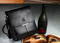 2012 new fashion 100% Genuine Leather Men Handbags Tote Fashion men shoulder Bags high quality handbag,free shipping G8