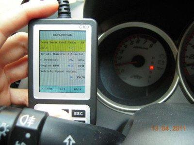LCD Monitor Diagnostic Tool OBD EOBD Reader V1.6(China (Mainland))