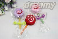 Cake towel small lollipop child gift
