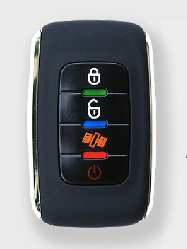Accurate, free installation! GPS + GSM car alarm cell phone alarm high sensitivity level 5 adjustable(China (Mainland))