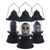 Halloween masquerade props funny toys portable large lamp 0.35