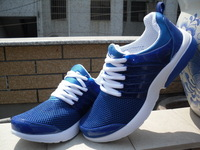 2012 spring and summer male sport shoes gauze breathable running shoes foam bottom men's light shoes