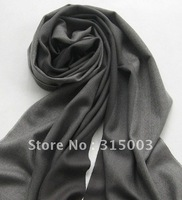 90% wool 10% cashmere fashion shade colour scarf and shawl Men and women general