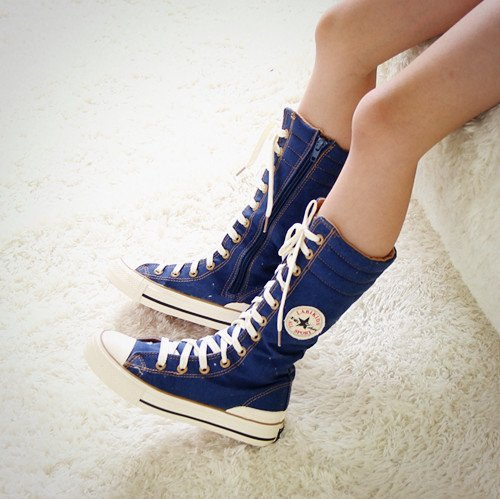 Cool Shoes For Girls Sneakers girls Knee High