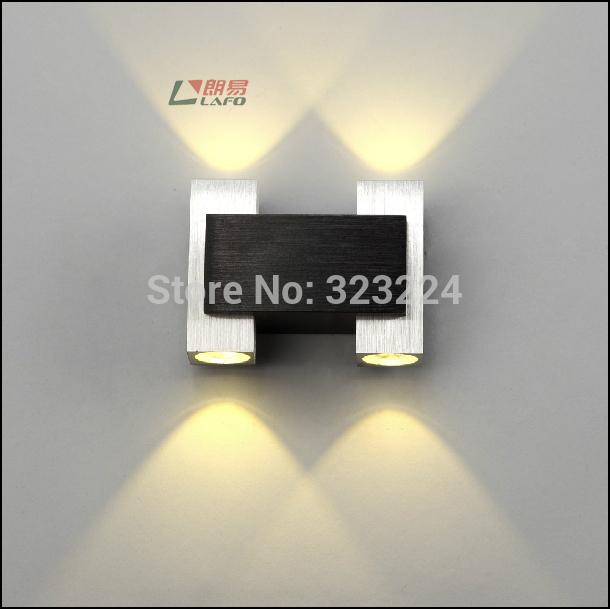 pure aluminum led hose wall lamp led bedside lamp mirror front lamps. Black Bedroom Furniture Sets. Home Design Ideas