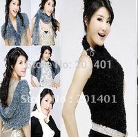 100% Nylon Magic Scarf  Fashion Scarf/Soft Magic Shawl 2pcs/lots