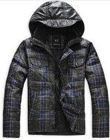 2012 New Fashion Men outwear Jacket ,Black, L-XL-XXL-XXXL,Wholesale +Free shipping MSS01