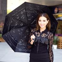 [ANYTIME]Original YLM Brand - Super Sun Protection Anti-uv Symphony Umbrella - Free Shipping Holiday Sale