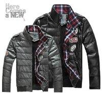 Мужская куртка спортивный стильный slim fit куртка coatfor человек и розничная м ~ xxl j11