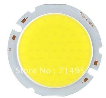 DIY 17x23MIL 12W 1140-1260LM 6000K White Light COB LED Emitter (18-21V)