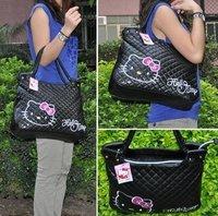Brand New Handbag Shoulder Bag Tote 5013 Black Free shipping