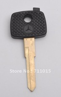 Mercedes Benz HU72 Transponder Key Shell key blank case only with free shipping Hot selling