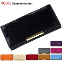 Freeshipping Luxurious fashion women's wallet 100% Genuine leather Cowhide money clips bags Horse hair handbags, hot sale 4131