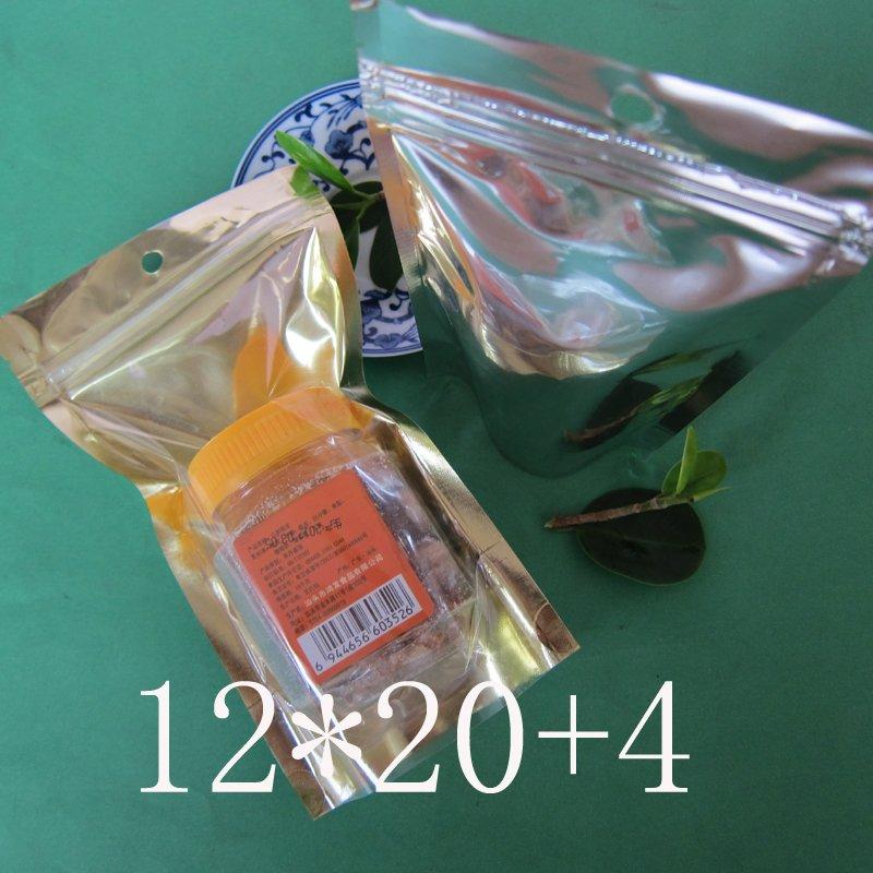 Упаковочные пакеты Tina Wang ziplock 12/20 /ziplock   12-20CM