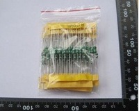 Free Shipping 1/4W 0307 1uH to 1MH Inductor, 22valuesX10pcs=220pcs Inductor Assorted Kit with tracking numeber