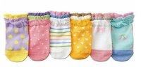 2013 hot sale baby cotton sock anti slip dot sole 20 pairs/lot free shipping