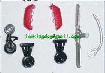Udi, U801 Wheels, Trim, U-801, RC Helicopter Parts, UD