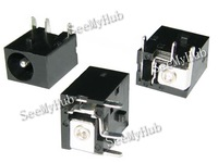 Free Shipping Laptop DC Power Jack For Acer, Compaq, Gatewa Dia. = 6mm, Pin = 1.65mm