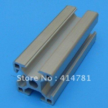 good quality industrial aluminium square 20x20mm - wholesale aluminium profile 3pcs *1meter(China (Mainland))
