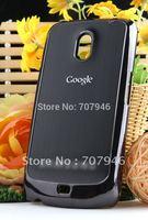 aluminium chrome skin hard back case cover for phone Samsung Google Nexus GT i9250