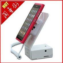 Factory direct metal one phone burglar alarm display stand iphone4 / Samsung Mobile phone Burglar alarm Mobile phone sensor
