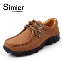 HOT Simier outside sport hiking shoes new arrival men's daily casual leather ,FREE SHIP