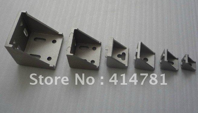 45x45 bracket - industrial aluminium accessories profile connector - fastener(China (Mainland))