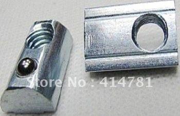 aluminium profile connector elasticity aluminum screw nut fastener - fitting