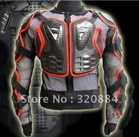 In Stock Motorcycle Full Body Armor Jacket Spine Chest Protection Gear~S M L XL XXL XXXL