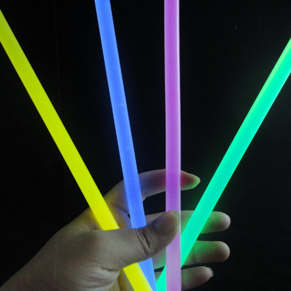 Glow Neon Neon Stick Neon Caps Glow
