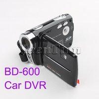 5MP 3.0 inch 1440x1080P Car Black Box Hand Held DV (Black) BD-600
