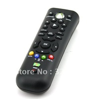Free shipping New Black DVD Remote Controller Media Playback Control for XBOX 360 hot selling