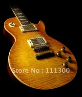 Musical Instruments Custom Collectors Choice Gary Moore Aged 1959 Unburst Butterscotch Guitar