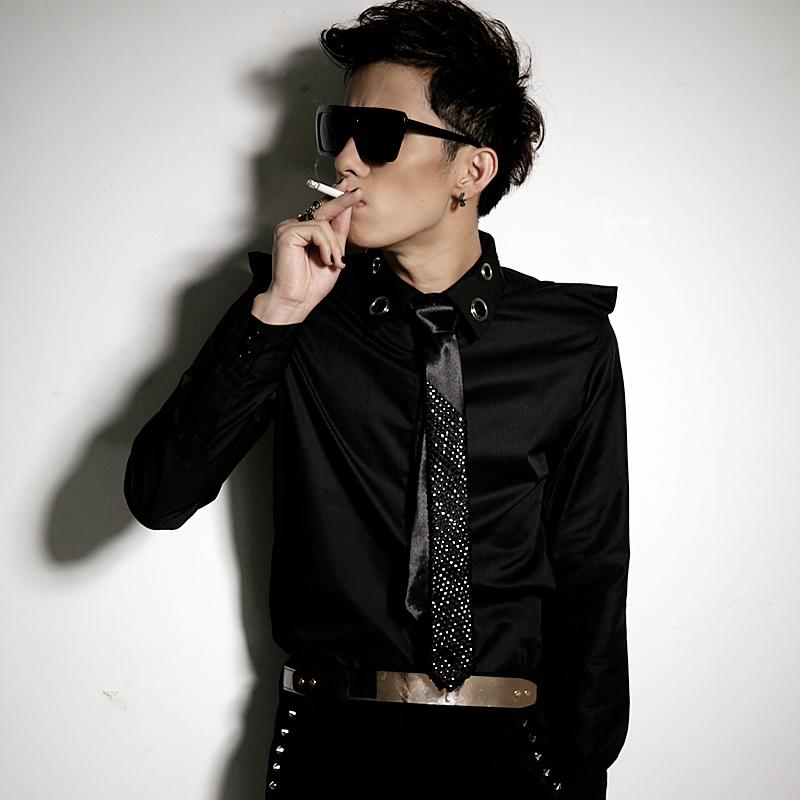 Male-fashion-men-s-clothing-      Punk Fashion Men