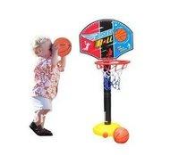 free shipping!Adjust Children Kids Basketball Hoop Backboard Set and Ball 115cm#hm393