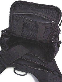 Multi Purpose Molle Utility Gear Tool Shoulder Bag BK free ship