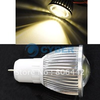 New 5W GU5.3 High Power COB LED Spot Light Lamp Bulb Warm White 85V-265V Free Shipping