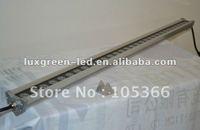 0.6m 24vDC 30x1w LED RGB Ultra-thin wall washer