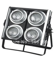 4pcs/Lot,650Wx4 =2600W White Bulb 4 Eye LED Blinder