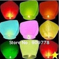 Wholesale Chinese Sky Lantern,400pcs/lot Free shipping by EMS