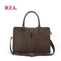 Sweets 2012 women's handbag y chain y bag document messenger bag vintage all-match shoulder bag messenger bag