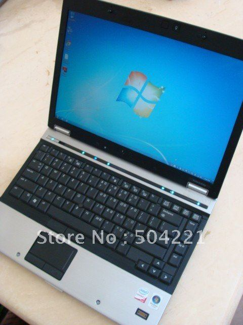 DHL/EMS Free sample 95% NEW  EliteBook 6930p Core2Duo P8700 2.53GHz 4GB 500GB ATI Video Office ...