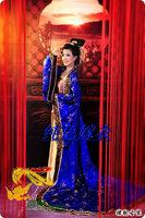 Tang suit hanfu costume female costume datang
