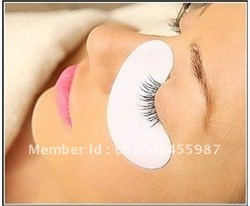 Lint Free Under Eye Gel Pad Patch For Eyelash Extension Free Shpping(China (Mainland))