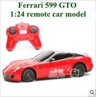 1:24 classic rc car model, children remote control sports car model, kids birthday gift + free shipping