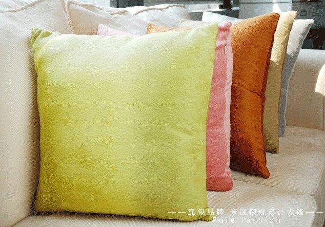 sofa cushion cover bed back cushion covers fashion pillow cushion