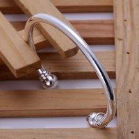 Promotion.Free Shipping 925 Sterling Silver Jewelry.Wholesale Beautiful Fashion Bracelet B027